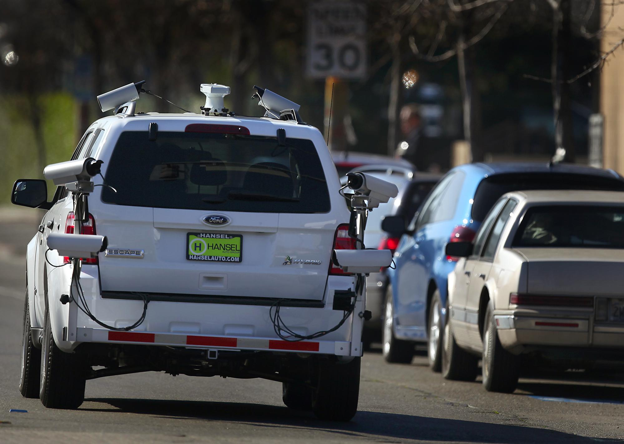 Mailbag Santa Rosa S Parking Surveillance Suv Travel Time Signs