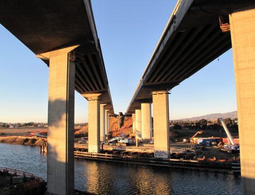 A tour of the new Petaluma River bridge